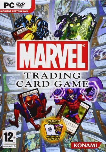 Marvel: Trading Card Game [Importación italiana]