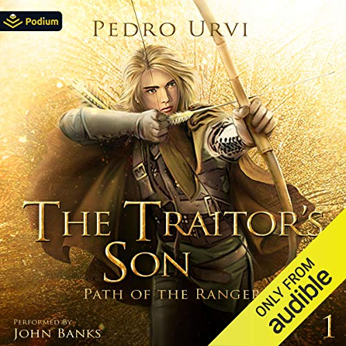 The Traitor's Son cover art