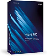 VEGAS Pro 17 - Professional Video Editing and Disc Authoring