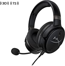 HyperX Cloud Orbit - Gaming Headset, 3D Audio, for PC, Xbox One, PS4, Mac, Mobile, Nintendo Switch, Planar Magnetic Headphones with Detachable Noise Cancelling Microphone, Pop Filter