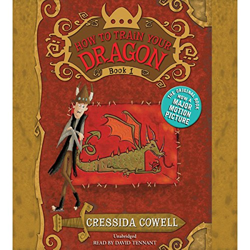 How to Train Your Dragon Audiobook By Cressida Cowell cover art
