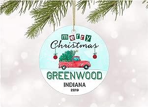 Funny Christmas Tree Ornaments 2019 Greenwood Indiana Christmas Tree Decoration Ideas Happy Christmas Ornaments Presents Noel Decor Family Christmas Gift Ideas Ceramic Circle 3