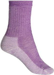Smartwool Women's Hike Medium Crew Socks, taupe, M