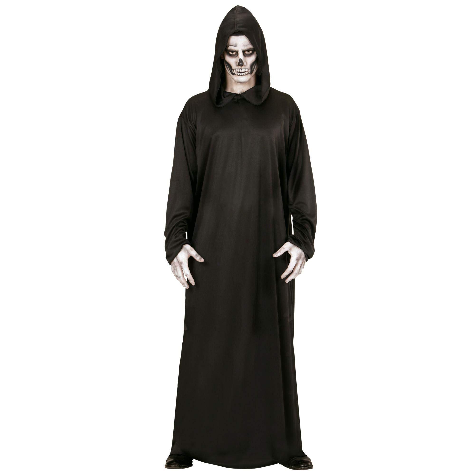 WIDMANN- Traje muerte vestido con capucha, Color negro, L (00013 ...