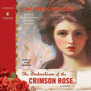 The Seduction of the Crimson Rose audiobook cover art