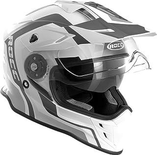 <h2>Rocc 781 Motocross Helm M Schwarz/Weiß</h2>