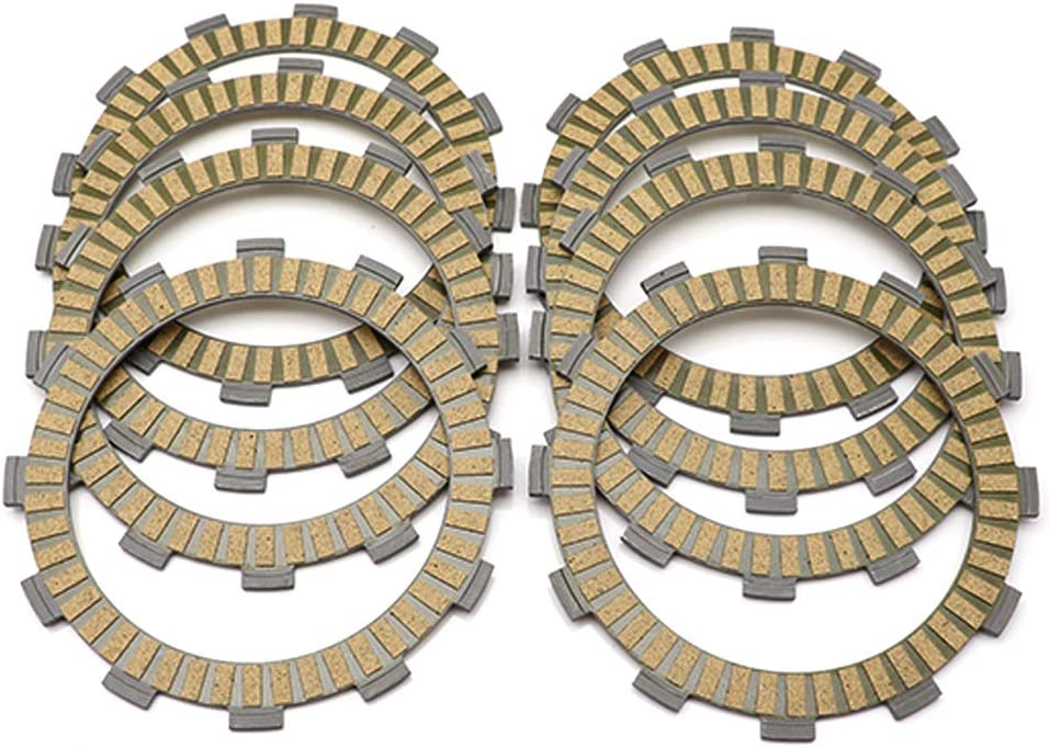 Clutch Friction Plates for Honda CRF250R Max 69% OFF CR125R 2000-2 Rare 2004-2010