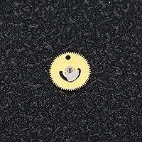 【クリスマスギフト】高トルクムーブメント耐久性のある時計スペアパーツ合金カレンダーホイール、カレンダーホイール、時計モータームーブメントウォールクロックに最適