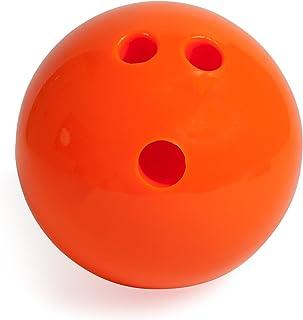 Champion Sports 1.4kg Plastic Rubberized Bowling Ball