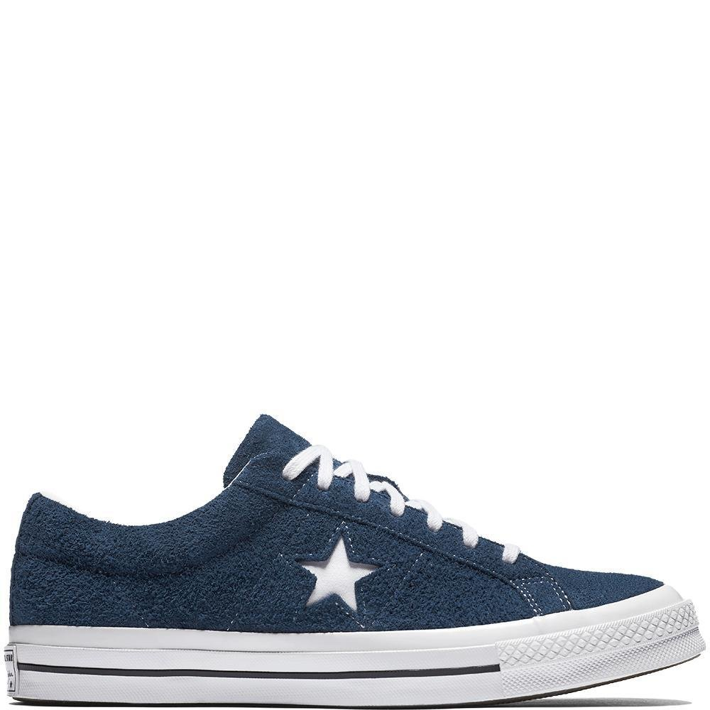 Converse Mens One Star Suede Low Top Sneakers