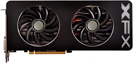 XFX Double Dissipation R9-290X-EDFD Radeon R9 290X 4GB 512-Bit GDDR5 PCI Express 3.0 x16 HDCP Ready CrossFireX Support Video Card