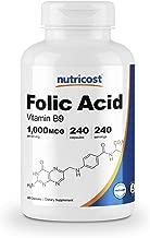 Best folic acid 50 mg Reviews