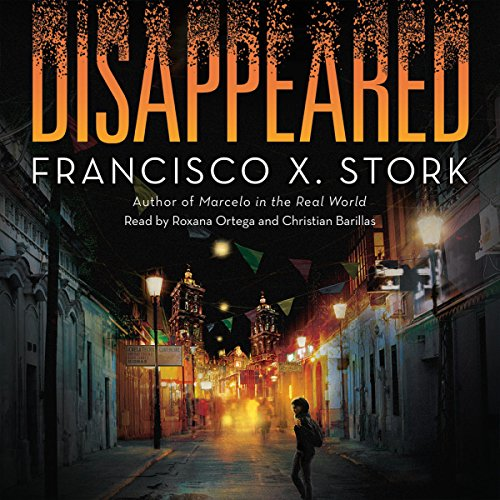 Disappeared audiobook cover art