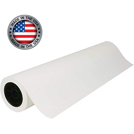 200ft Made in USA White Butcher Paper Roll 17.75 x 2400 Ideal for BBQ Smoking