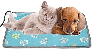 Furrybaby Pet Heating Pad, Upgraded Electric Dog Cat Heating Pad Indoor Waterproof, Auto Power Off