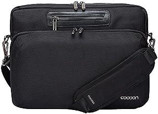 Cocoon Buena Vista - Messenger Bag 13 inches | for Tablet, Laptop | Practical Shoulder Bag for Travel | Idrorepellent - Bl...