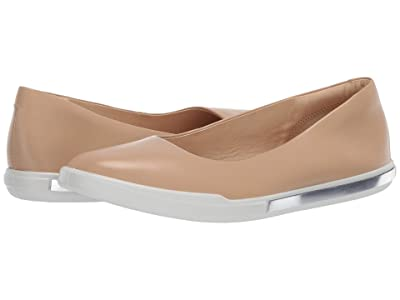 ECCO Simpil II Ballerina (Volluto Calf Leather) Women