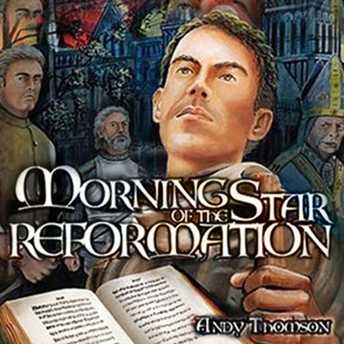 Morning Star of the Reformation audiobook cover art