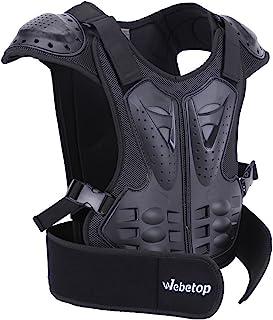 Webetop Kids Dirt Bike Body Chest Spine Protector Vest...