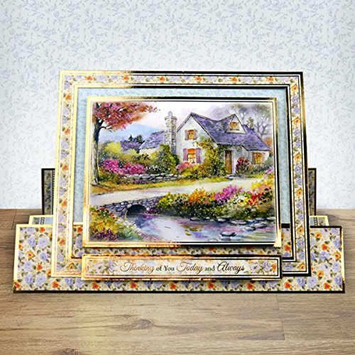 Hunkydory Primrose Lane Luxury Collection with 8 Topper Sets & 2 Specialty Card Kits