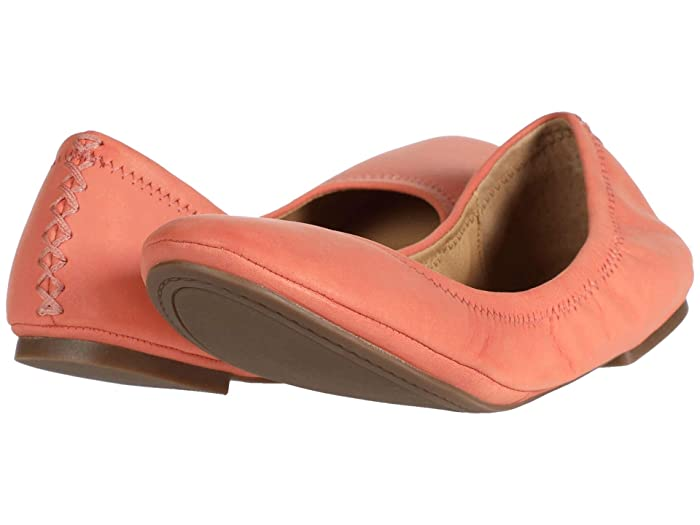 Lucky Brand  Emmie (Coral 1) Womens Flat Shoes