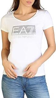 EA7 Women's 283822_5A201 T-shirt White