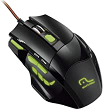 Mouse Optico Xgamer Multilaser Fire Button Usb 2400Dpi - MO208