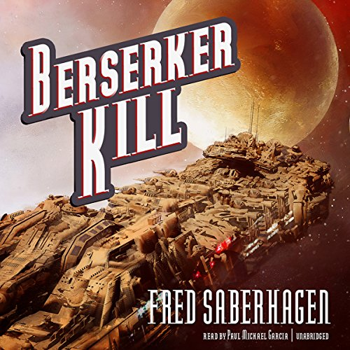 Berserker Kill audiobook cover art