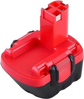 Accesorios de herramientas eléctricas Herramientas eléctricas y de mano 12V 3Ah Batería de Alta Capacidad para Bosch GSR12VE-1 PSB12VE-2 PSR12VE-2 GBH12VRE GSB12VE-2 GSR12V GSR12VE-2 PSR12 Compatible Con 2607335274 2607335531 BAT120