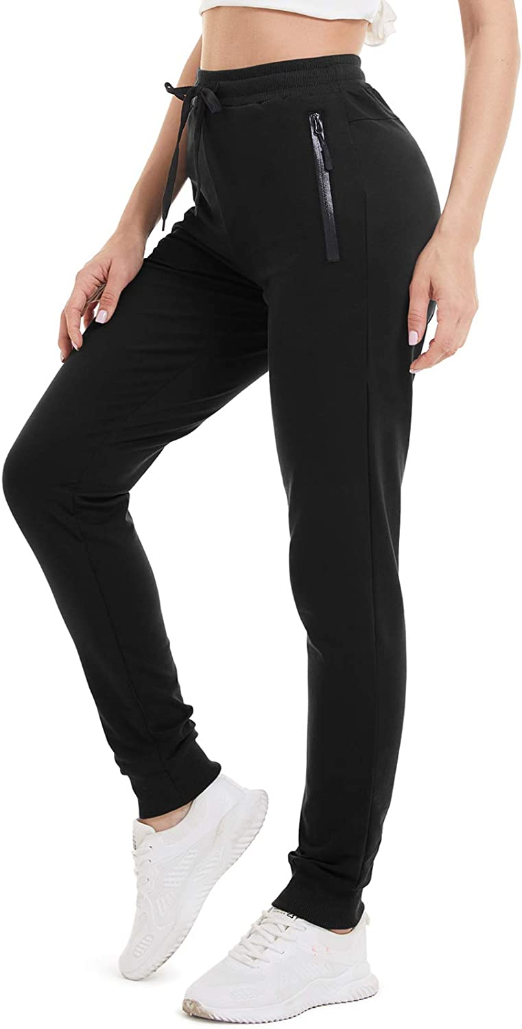 TACVASEN Women's Jogging Pants Cotton Now free shipping Sweatp Workout Running Gym Department store