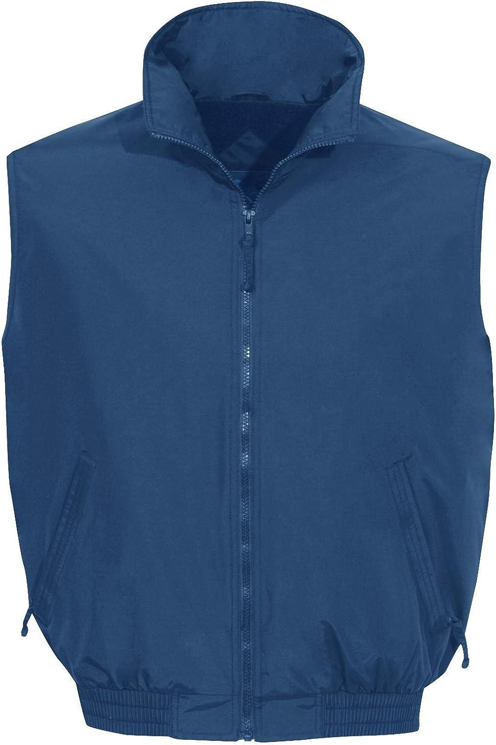 Tri-Mountain 8400 Ridge Rider Windproof/Water Resistant Toughlan Nylon Vest