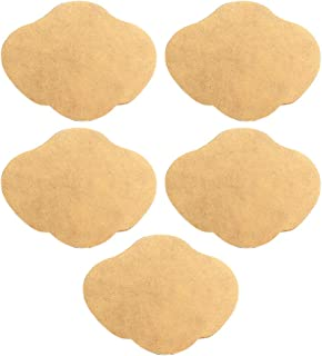 EXCEART Verwarming Pads Voor Krampen Natuurlijke Kruiden Verwarming Pad Moxibustion Patch Afslanken Pad Draagbare Patches ...