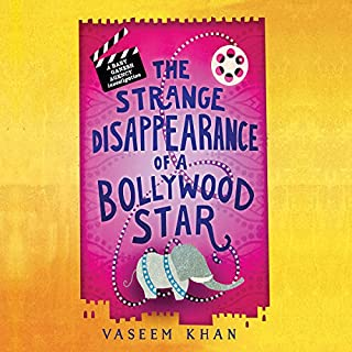 The Strange Disappearance of a Bollywood Star                   By:                                                                                                                                 Vaseem Khan                               Narrated by:                                                                                                                                 Madhav Sharma                      Length: 11 hrs and 17 mins     31 ratings     Overall 4.3