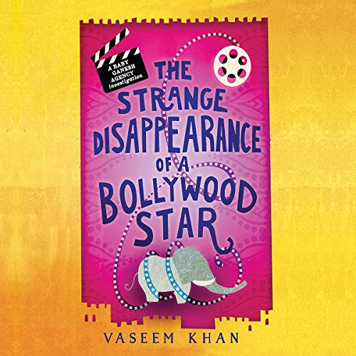 The Strange Disappearance of a Bollywood Star audiobook cover art