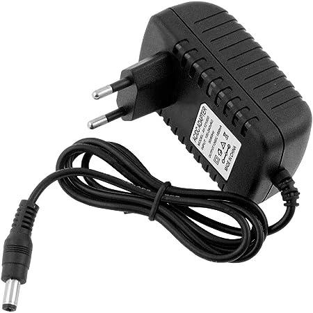 Prise fran/çaise MyVolts Chargeur//Alimentation 19V Compatible avec Philips ADPC1936 Transfo Adaptateur Secteur