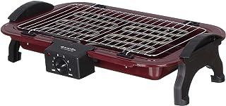 Zada Zg-200 Electic Grill, 2200 Watts - Red Black