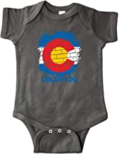 inktastic - Graffiti Colorado State Flag Infant Creeper 31b7b