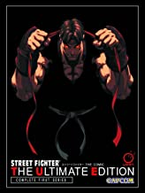 Street Fighter The Ultimate Edition