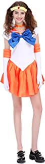 Angelaicos Womens Color Block Bowknots Costume Dress