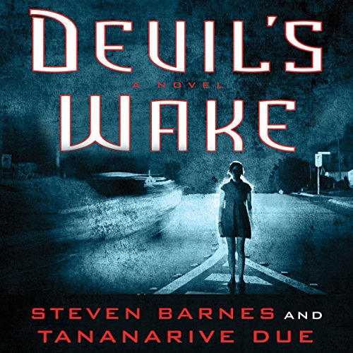 Devil's Wake audiobook cover art