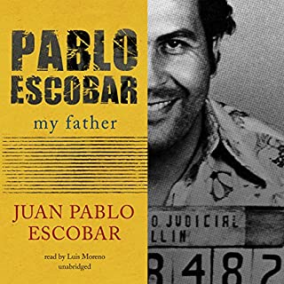 Pablo Escobar: My Father cover art