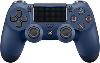 Dual Vibration Wireless Controller for Playstation 4 Midnight Blue