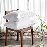 Story@Home Hypoallergenic, Waterproof and Dustproof Pillow Protector, 17 Inch X 17 Inch