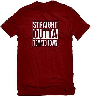 Mens Straight Outta Tomato Town T-Shirt