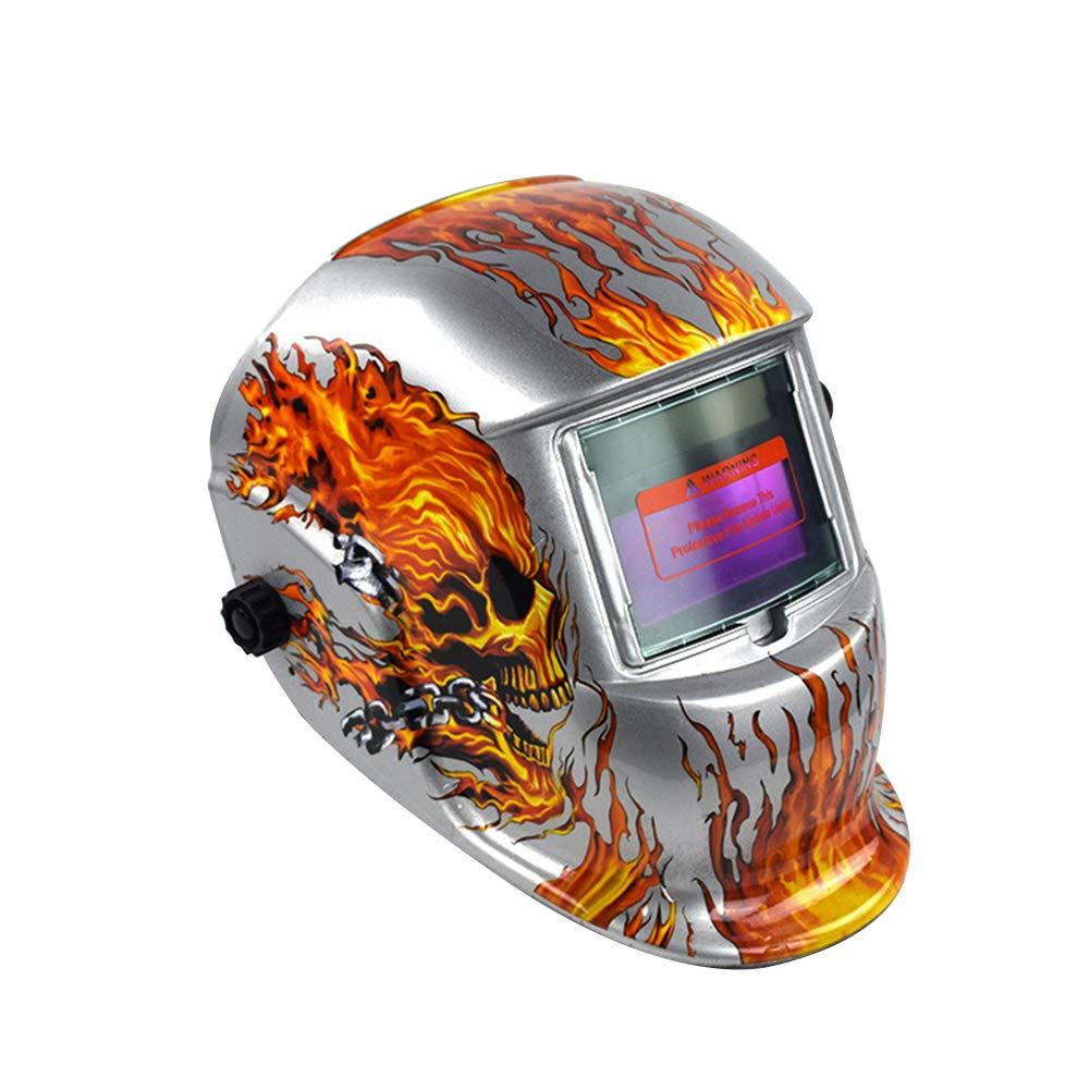 Welding Battery Powered Darkening Helmet