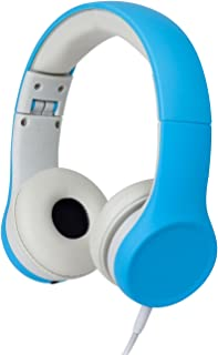 Snug Play+ Kids Headphones Volume Limiting and Audio Sharing Port (Blue)