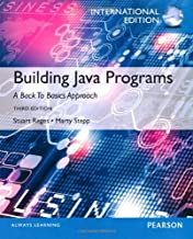 Best building java programs international edition Reviews