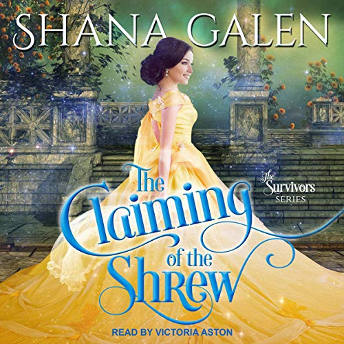 The Claiming of the Shrew audiobook cover art