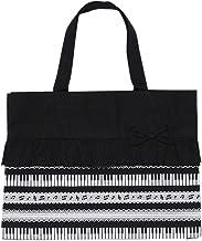 (ムーノンノン) MOONONNON子供服 女の子 バッグ その他 子供服 女の子小物 リボン&フリル付き 音符柄ピアノプリント 通学 通園 お稽古