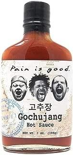Pain is Good Gochujang Hot Sauce - 7 Ounce